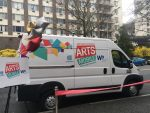 "ArtsWestchester Mobile Art Center Debuts with ""Ambitious Schedule"""