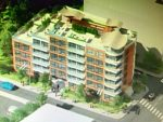 Multi-family Residential Proposal at Hartsdale 4-Corners Viewed by Town Board