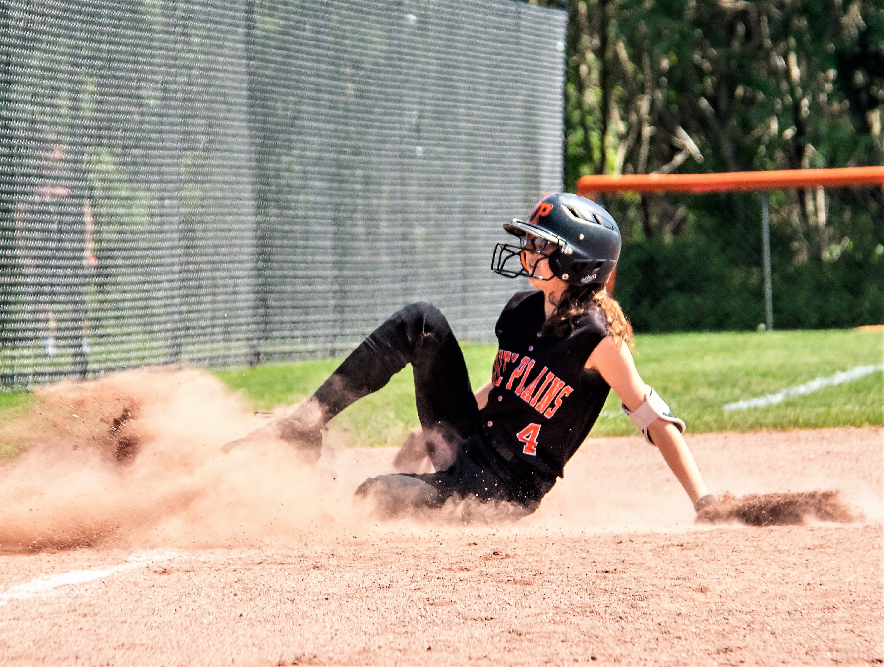 Lady Tigers Escape Ketcham, 3-1, to Advance to Section One