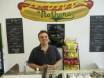 Valley Concessions Serving Nathan's Hot Dogs,  Jefferson Valley