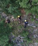 Sheriff's Office Drones Assist in Rescue of Hikers