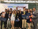 Ossining High Earns Top Award at Genius Olympiad Competition