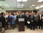 Latimer Signs Order Halting Parkland Sale in Wake of Sales Tax Hike