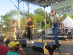 A Day of Fun, Sun and Great Performers Mark P'ville Music Festival