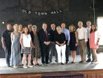 Harckham Secures $200K Grant to Renovate Old Town Hall