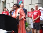 Local Officials, Residents Rally for Gun Safety Legislation in White Plains