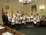 State Champion White Plains Little League Team Honored