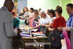 The Sharing Shelf Begins Backpacks to School Initiative