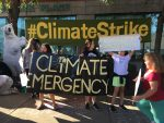 Rally for Climate Justice Draws Large Crowd in Peekskill