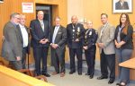 Five Officers Honored for Preventing Man From Taking Own Life