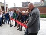 Renovated White Plains Library Plaza Opens with Ribbon Cutting Ceremony