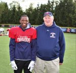 """Stepinac Defeats Christ the King, Thompson Nominated for """"Heart of a Giant"""" Award"""