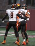Fast Start Propels White Plains' Tigers Past Ossining for a 42-0 Win