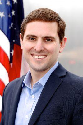 Yorktown Supervisor Matt Slater