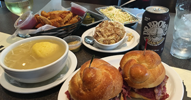 Late Summer Bites and Pieces: A Visit to Ben's Kosher Deli