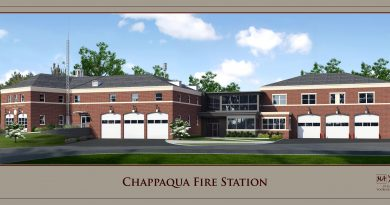 New Castle Fire House Expansion Renderings