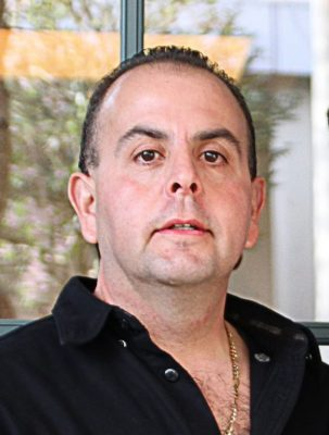Former Yorktown Highway Superintendent Eric DiBartolo