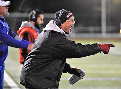 Coach Todd Cayea