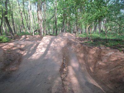 Graham Hills Park Mount Pleasant