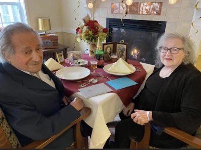 Yorktown resident & World War II Veteran George Personick