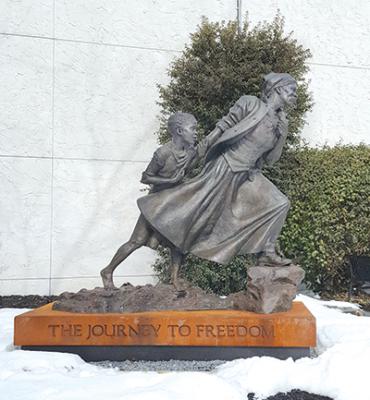 Tubman Statue
