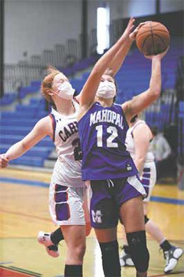 Section 1 Girls Basketball