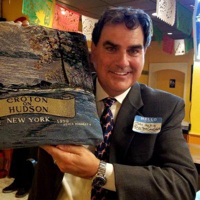 Croton-on-Hudson Village Trustee John Habib