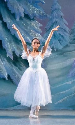 Westchester Ballet Company dancer Adia Biem