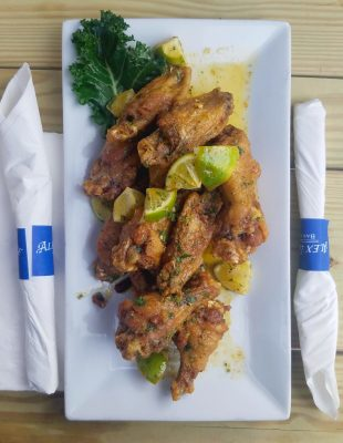White Plains Wing Weeks