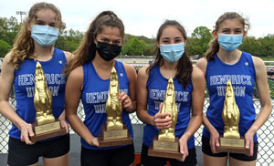 Local Athletes Shine at 53rd Loucks Games in White Plains