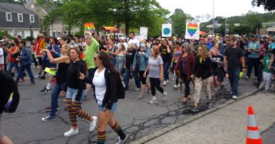 'This is History': Yorktown Hosts Inaugural LGBTQ Pride Event, March