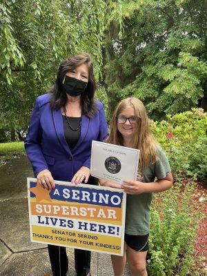 State Senator Sue Serino & Erica Chiarella