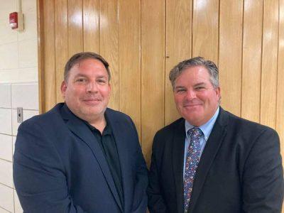 Michael Mongon and Adam Savino