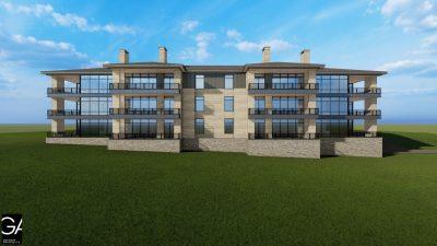 The Summit Club at Armonk proposes luxury condominium units