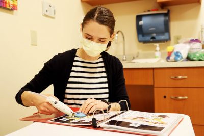 Blythedale Children's Hospital speech therapist