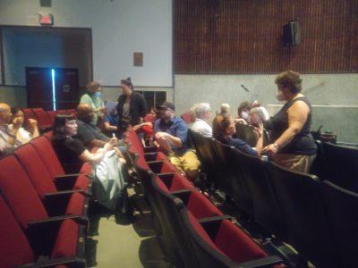 Speakers at a tense Lakeland Board of Education meeting