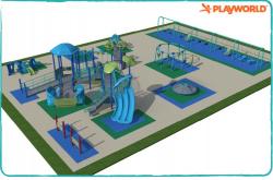 Yorktown Adaptive Playground