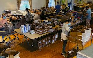 The Mount Kisco Interfaith Food Pantry