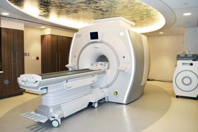 PET/MRI machine