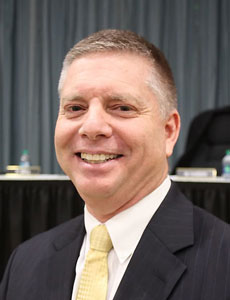 Mahopac Superintendent of Schools Anthony DiCarlo