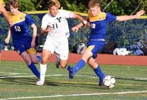 Yorktown Topples Somers in OT, Could Tango Again in Class A Semis